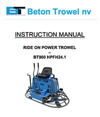 BT900 HPFH24.1